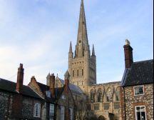 Norwich Cathedral - Norwich treasure hunt