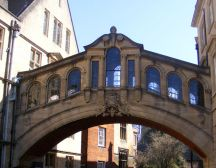 Bridge of Sighs - Oxford treasure hunt
