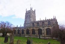 Fairford Church, Gloucestershire