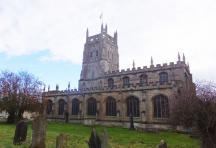 Fairford Church, Gloucestershire