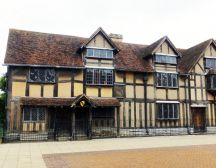 Shakespeare's birthplace - Stratford treasure hunt