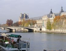 River Seine - Paris treasure hunt