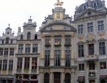 Brussels Grand Place - Brussels treasure hunt