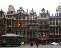Grand Place, Brussels - Brussels treasure hunt